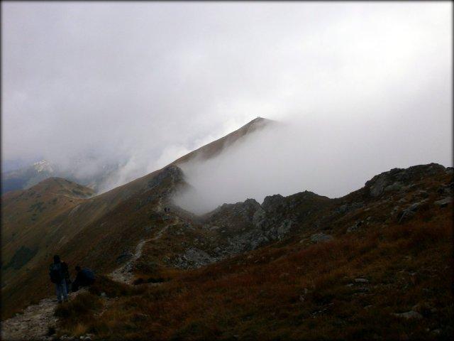 Okolice Jarząbczego Wierchu - wrzesień 2012