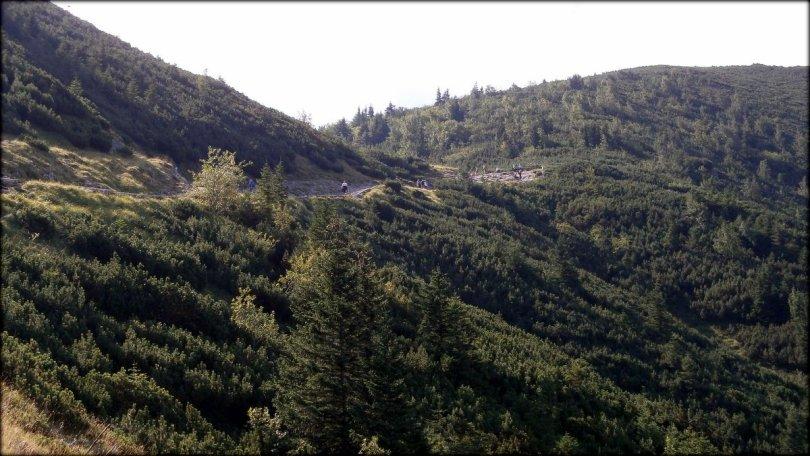 Okolice Przełęczy między Kopami - sierpień 2013