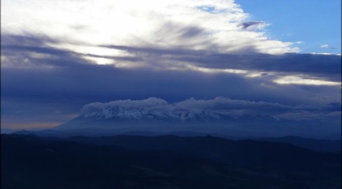 Pogoda w Tatrach – listopad 2013