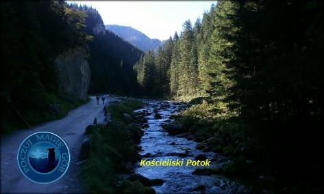 Kościeliski Potok - sierpień 2012